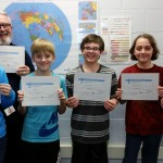 N4SMS #1 in Nation, Feb 2016 School Club Roundup