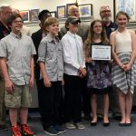 Aiken County School Board honors N4SMS
